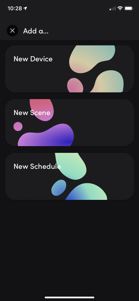 LIFX Schedules for Home Automation